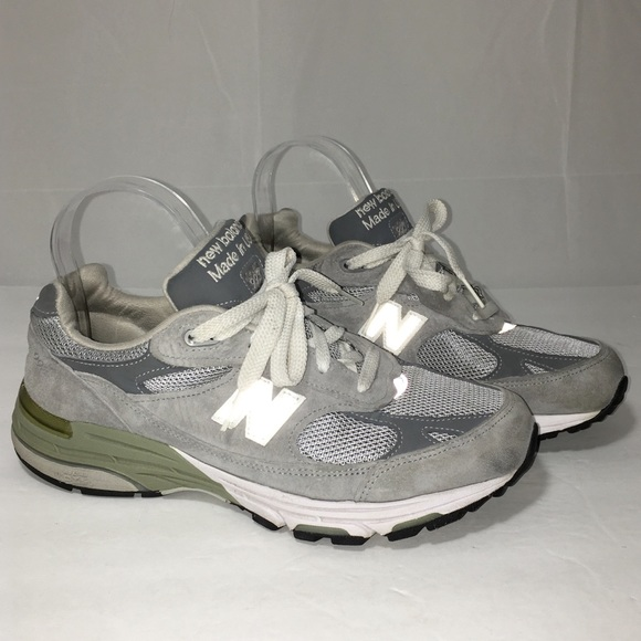 buy popular fc639 785a0 New Balance 993 Grey Sneakers Made in the USA